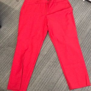 Brand New White House Black Market Slim AnklePant